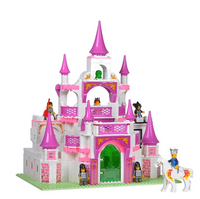 Klocki Sluban Girls - zamek, pałac 508 el.