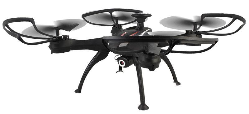 DRON EVOSTAR Explorer RQ77-14W z Kamerą WiFi 6Axis 3Aku Czarny Z25C zdjęcie 7