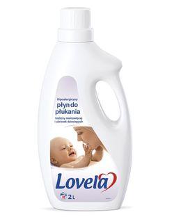 Płyn do płukania tkanin Lovela Hipoalergiczny 2 l