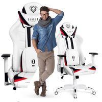 DIABLO X-RAY XLarge (XL) fotel GAMINGOWY dla gracza BIUROWY obrotowy