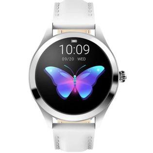 Smartwatch Rubicon Sreb/Biały KW10 RNAE36SIBW05AX