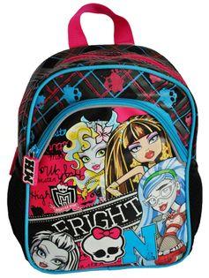 Monster High Plecak szkolno-wycieczkowy