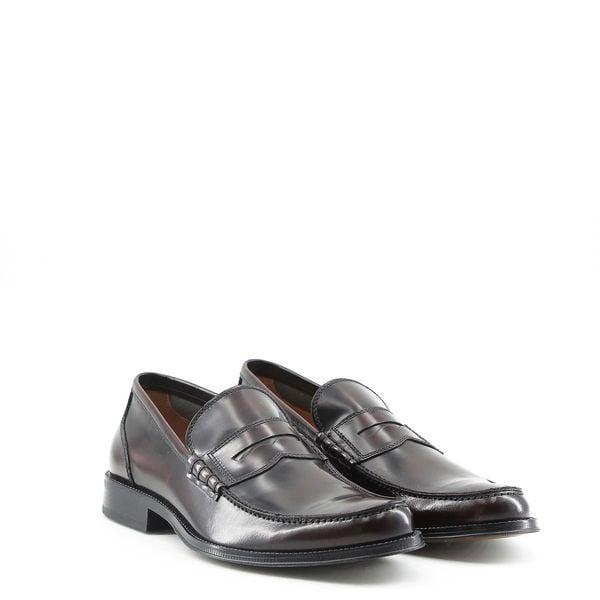 094bd4d47d59 Made in Italia skórzane buty męskie mokasyny czerwony 43 • Arena.pl