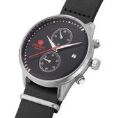 Zegarek męski Gino Rossi Exlusive-VISO- E12463A-1A1