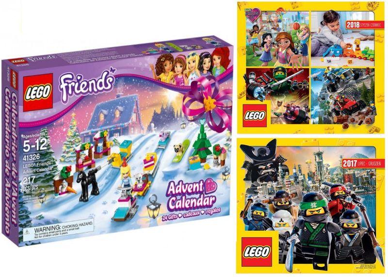 Lego Friends 41326 Kalendarz Adwentowy 2 Katalog Arenapl