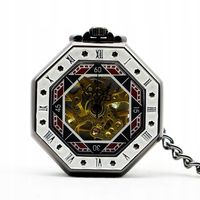 Mechaniczny zegarek kieszonkowy octagon #2