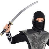 Strój dla dzieci Wilczy Ninja 12/14 lat zdjęcie 2