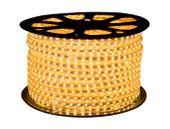Taśma LED wąż 230V 2835 bez zasilacza 6W CIEPŁA