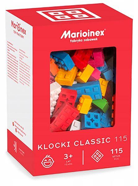 Marioinex Klocki Classic 115, Nowość, kreatywne zdjęcie 1