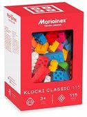 Marioinex Klocki Classic 115, Nowość, kreatywne