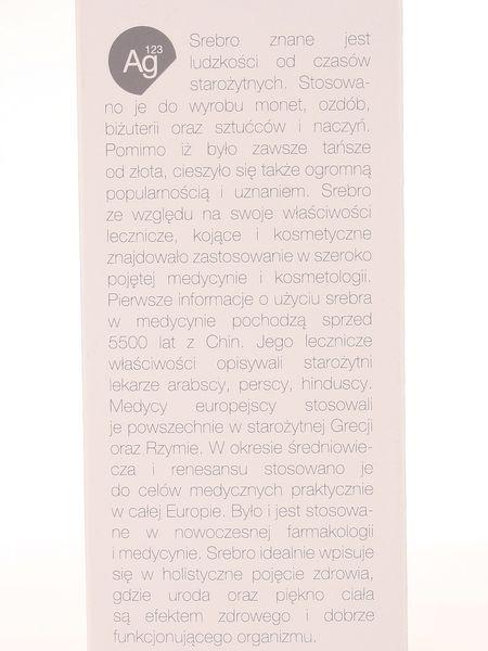 Tonik antybakteryjny ze srebrem monojonowym - Invex - 200ml zdjęcie 4
