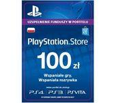 Sony PlayStation Network 100zł