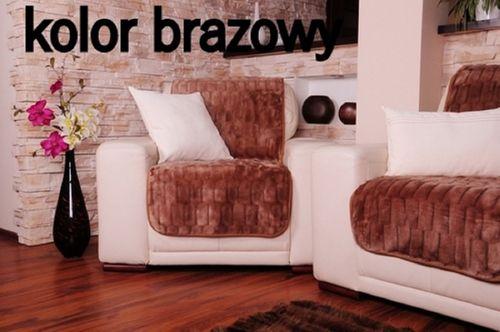 narzuta kapa na kanapę i fotele polskie zestaw narzut łóżko fotelówki na Arena.pl