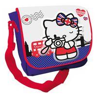 Torba na ramię listonoszka Hello Kitty Licencja Sanrio (AS6437)