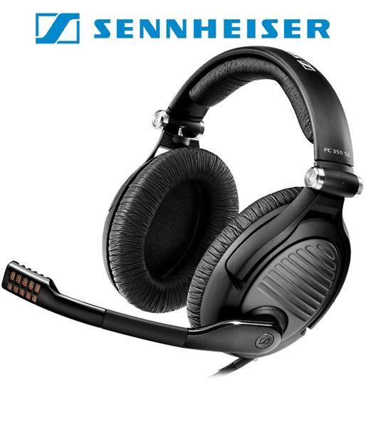 Słuchawki gamingowe Sennheiser PC 350 Special Edition Kolor - Czarny zdjęcie 1