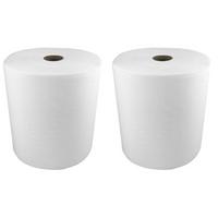Ręczniki Papierowe Czysciwo Bsb Maxi Celuloza R180/H26 180M 2Szt