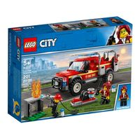 LEGO City - Terenówka komendantki straży pożarnej 60231