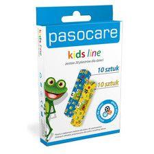 Zestaw plastrów dla dzieci PASOCARE KIDS LINE zdjęcie 1