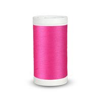 Szpulka nici kolor - Różowy 500 m