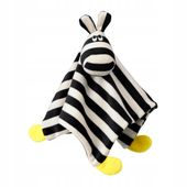IKEA KLAPPA maskotka zebra przytulanka