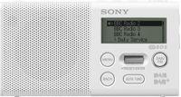 Radio kieszonkowe Sony XDR-P1DBPW FM DAB+ białe