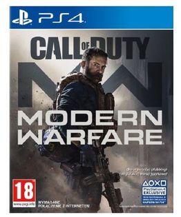 Gra Call Of Duty Modern Warfare Pl (Ps4)