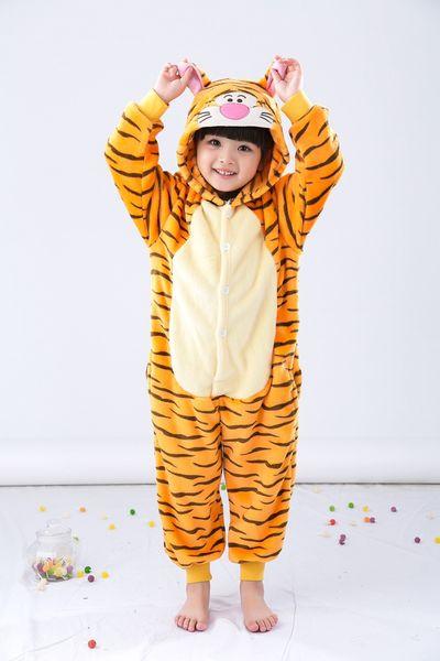 TYGRYSEK Piżama Dla Dziecka Kigurumi140-150 cm zdjęcie 5