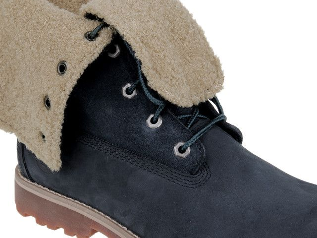 Timberland 6 In Shearling Junior 1690A - 37 zdjęcie 11