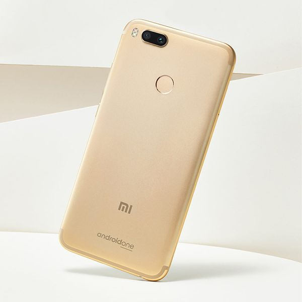 Xiaomi Mi A1 4/32GB Gold LTE Snapdragon 625 FV na Arena.pl