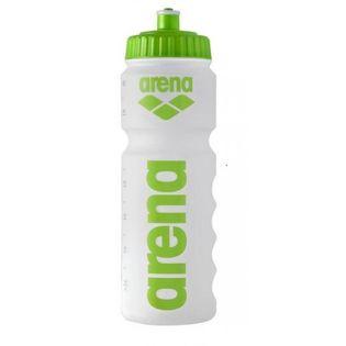 BIDON ARENA WATER BOTTLE 750 ML CLEAR GREEN