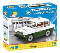Klocki COBI 24520 YOUNGTIMER Trabant 601 Volkspolizei DDR