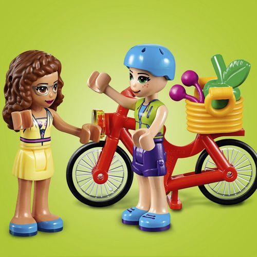 Lego Friends Luksusowy kemping Olivia Emma 41392 na Arena.pl