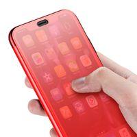 Etui Dotykowe Z Klapką Baseus Touchable Case Do Iphone Xs Max (Czerwony)