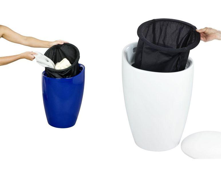 Worek TUBO czarny - materiał zdjęcie 1