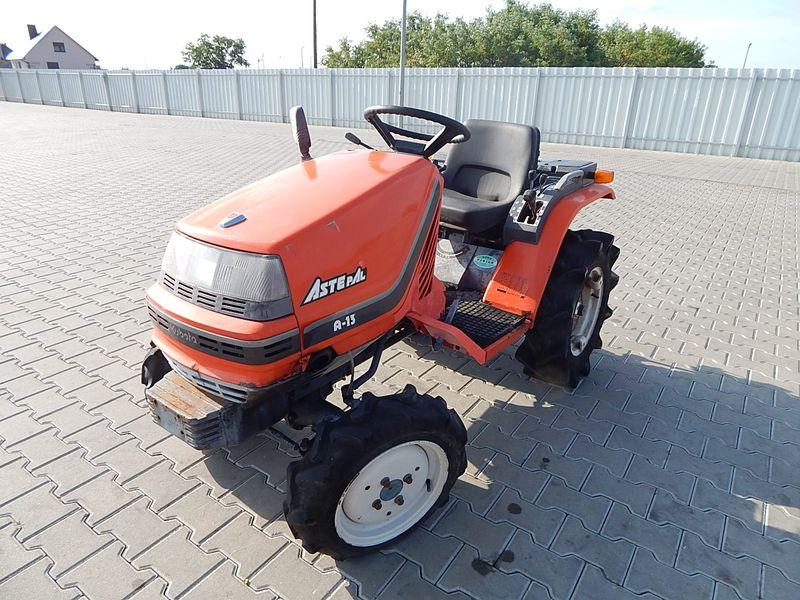 Mini Traktorek Kubota A 13 4WD na Arena.pl