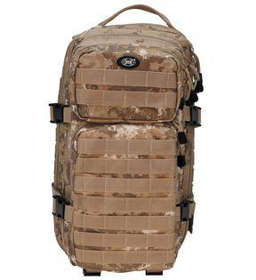 Plecak US Assault I vegetato desert