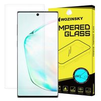 Wozinsky Tempered Glass Uv Szkło Hartowane Uv 9H Samsung Galaxy Note 10 Plus (In-Display Fingerprint Sensor Friendly) - Szkło Bez Kleju I Lampki Led