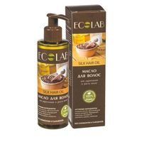 EcoLab Jedwabny olejek do włosów - wzrost i siła