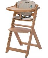 Safety 1st Timba krzesełko do karmienia NATURAL WOOD 3w1 + WKŁADKA