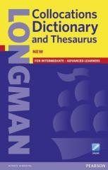 Longman Collocations Dictionary & Thesaurus TW praca zbiorowa