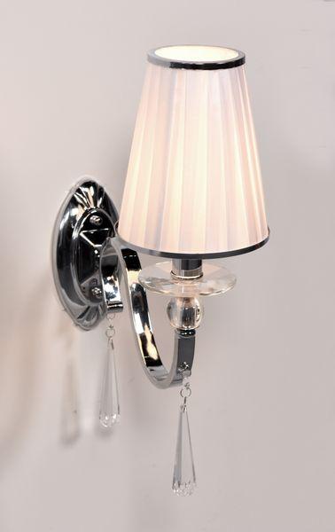 LAMPA ŚCIENNA KINKIET KRYSZTAŁOWY FEDERRICA W1 zdjęcie 3