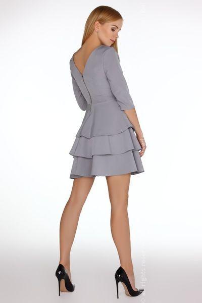 23406a7ae6 Zmysłowa sexy mini sukienka falbany M • Arena.pl