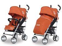 Euro Cart Ezzo lekki wózek spacerowy copper