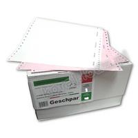 Papier komputerowy składanka 5 1+4  240x12x5
