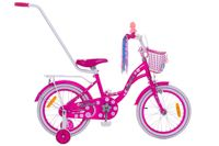 Rower 16 MEXLLER VILLAGE różowy