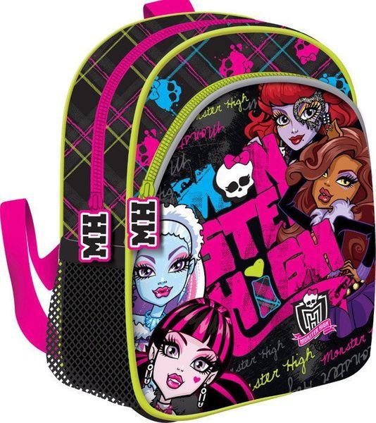 2531030691fa9 Plecak plecaczek wycieczkowy Monster High OKAZJA! • Arena.pl