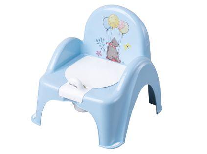 TEGA FF-007-108 Nocnik krzesełko LEŚNA OPOWIEŚĆ j.niebieski