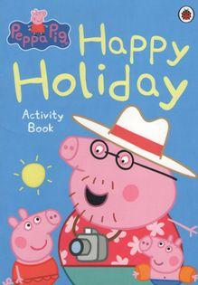 Peppa Pig Activity Book - Happy Holiday