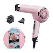 Suszarka do włosów Remington Retro Pink Lady D4110OP | 2000W
