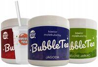 Bubble Tea Party Set KULKI KUBKI SŁOMKI ZESTAW